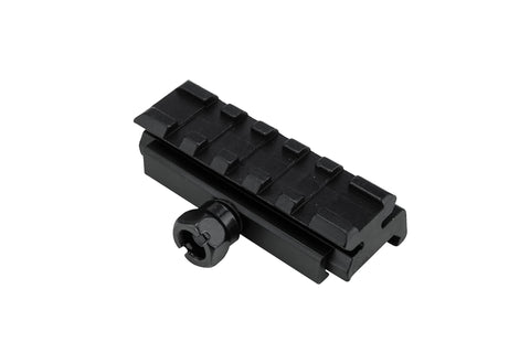 5 Slot/2.5in Low Profile Lockdown Series High Performance Riser Mount