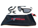 TS01 Tactical Sunglasses with Detachable Side Shields - Tactical Gear - Monstrum Tactical - 3