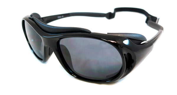 TS02 Tactical Sunglasses with Detachable Side Shields -  - Monstrum Tactical - 1