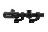 Offset Reversible 30 mm Rifle Scope Rings, Picatinny Rail Mount - Accessories - Monstrum Tactical - 3