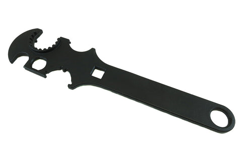 AR-15 Armorer's Wrench - Quad Rails - Monstrum Tactical