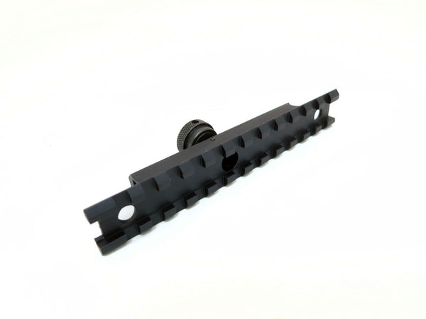 Picatinny Rail Mount for AR-15 Carry Handles - Black - Accessories - Monstrum Tactical - 1