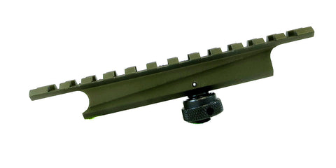 Picatinny Rail Mount for AR-15 Carry Handles - Olive Drab Green - Accessories - Monstrum Tactical