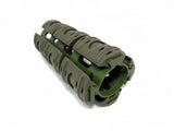 Picatinny Rail Covers - 2 inch | 12 Piece Set | Olive Drab Green - Accessories - Monstrum Tactical - 2