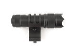 150 Lumens Flashlight with Detachable Remote Pressure Switch and Offset Rail Mount - Optics - Monstrum Tactical - 3