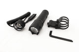 150 Lumens Flashlight with Detachable Remote Pressure Switch and Offset Rail Mount - Optics - Monstrum Tactical - 5