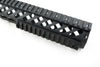 13 Slot/5.3 Inch Picatinny Rail Section for Keymod | Black - Accessories - Monstrum Tactical - 2