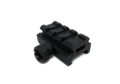 Low Profile Picatinny Riser Mount for Red Dots and Optics - Accessories - Monstrum Tactical - 1
