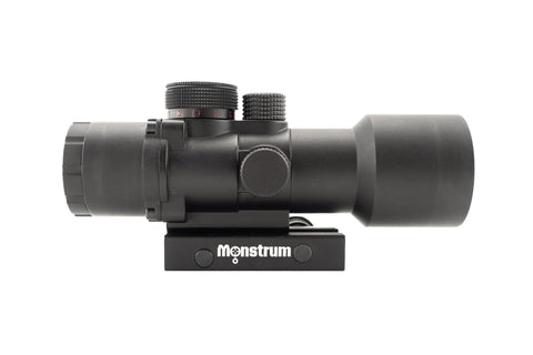 S536P 5x36 Compact Prism Scope - Rifle Scopes - Monstrum Tactical - 2