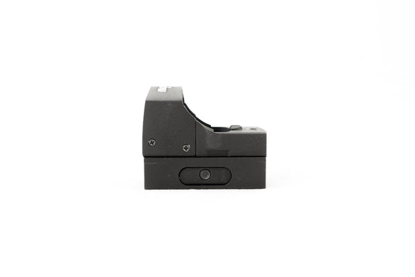 R02 Compact Red Dot Sight with 1 inch Picatinny Riser Mount - Optics - Monstrum Tactical - 3