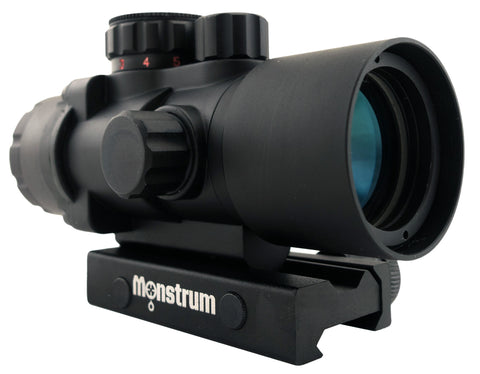 S330P 3x30 Compact Prism Scope - Rifle Scopes - Monstrum Tactical - 1
