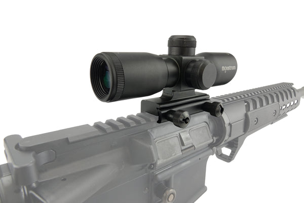 4x30 Compact Scope - Mil-Dot