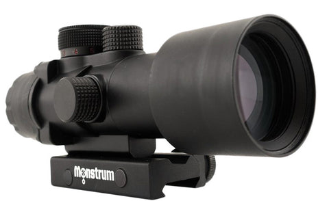 S536P 5x36 Compact Prism Scope - Rifle Scopes - Monstrum Tactical - 1