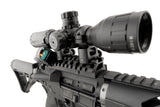 Dual Rail 45/90 Degree Picatinny Scope Riser Mount with Quick Release - Accessories - Monstrum Tactical - 3