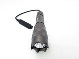200 Lumens Tactical Flashlight with Strobe, Remote Switch, and Rail Mount - Optics - Monstrum Tactical - 4