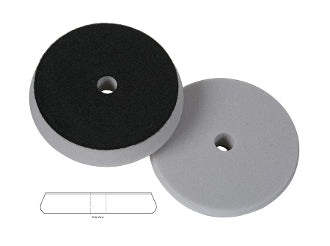 "Lake Country Force Grey Heavy Cutting Pad 6.5 "" Inch"