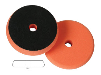 "Lake Country Force Orange Cutting Pad 6.5 "" Inch"