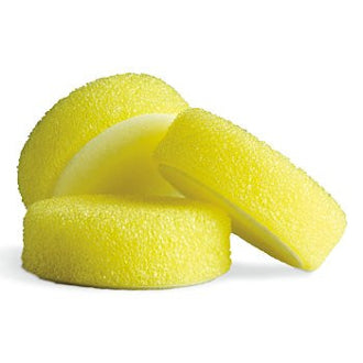 "Griot's Garage 3"" Yellow Scrubbing Pads, Set of 3"