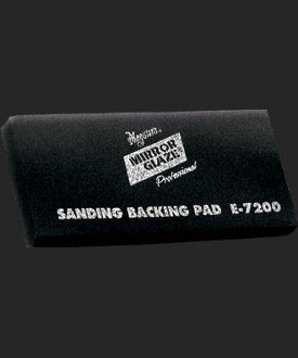 MEGUIAR'S Mirror Glaze® High-Tech Sanding Backing Pad 5-1/2""