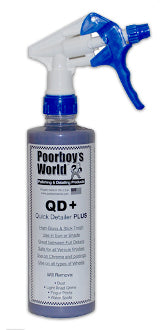 Poorboy's World Quick Detailer Plus (QD+)  16 Oz