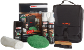 SONAX PremiumClass LeatherCareSet / LeatherCleaner  Complete Kit