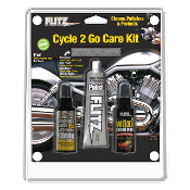 FLITZ Cycle 2 Go Care Kit