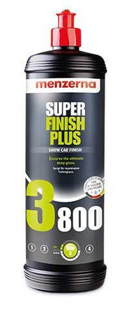 Menzerna SF 3800 Super Finish Plus 32oz