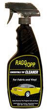 Raggtopp Convertible Top Cleaner  16 Oz.