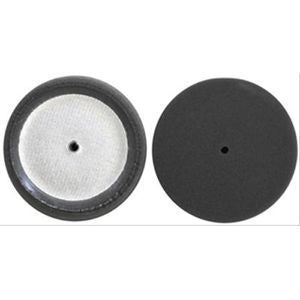 "Gloss Garage (3 Pack) Black MICRO FOAM BUFFING PADS 3.5"" Inches"