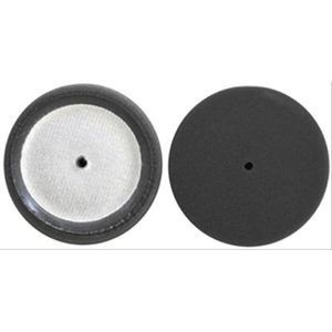 "Gloss Garage 3 Pack Black MICRO FOAM BUFFING PADS 3.5 "" Inch"