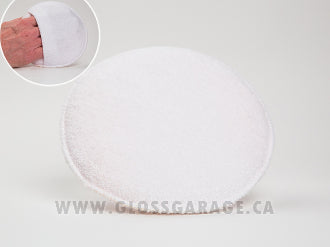 Gloss Garage Soft Pocket Wax  Applicator Pad