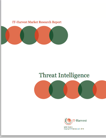 Market Research Report (MRR) Threat Intelligence