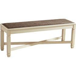Bolanburg  Bench - White