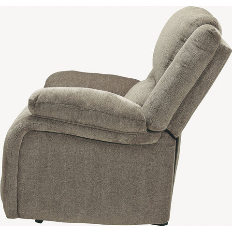 Draycoll Rocker Recliner - Pewter