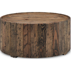 Dakota Coffee Table - Rustic Pine