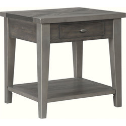 Branbury End Table - Gray
