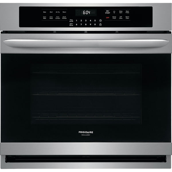 Frigidaire Gallery 30 Self Clean Wall Oven - Stainless