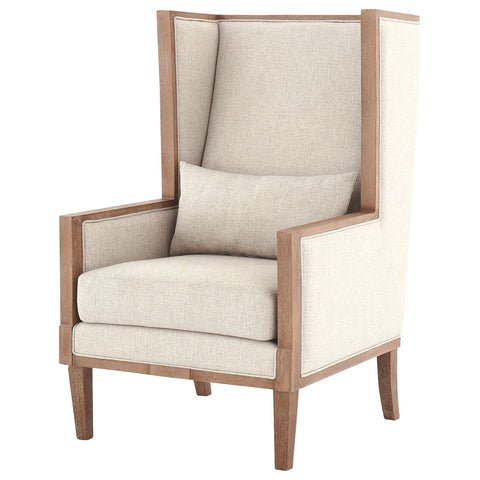 Avila Accent Chair - Linen