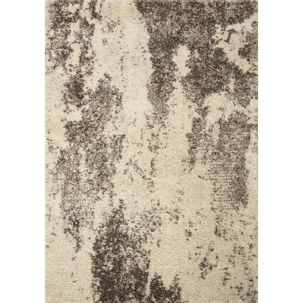 LANE Area Rug - Cream/Grey