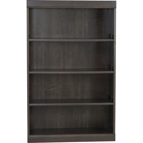 Worksite 48 Bookcase - Charcoal