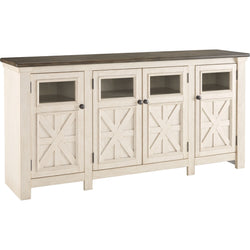 Bolanburg  Extra Large TV Stand - Two-tone