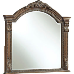 Charmond Mirror - Brown
