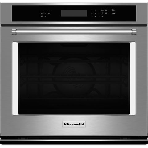 KitchenAid 27 Self Clean Wall Oven - Stainless Steel