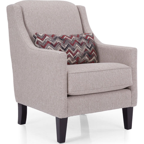 Glenda Accent Chair - Sky