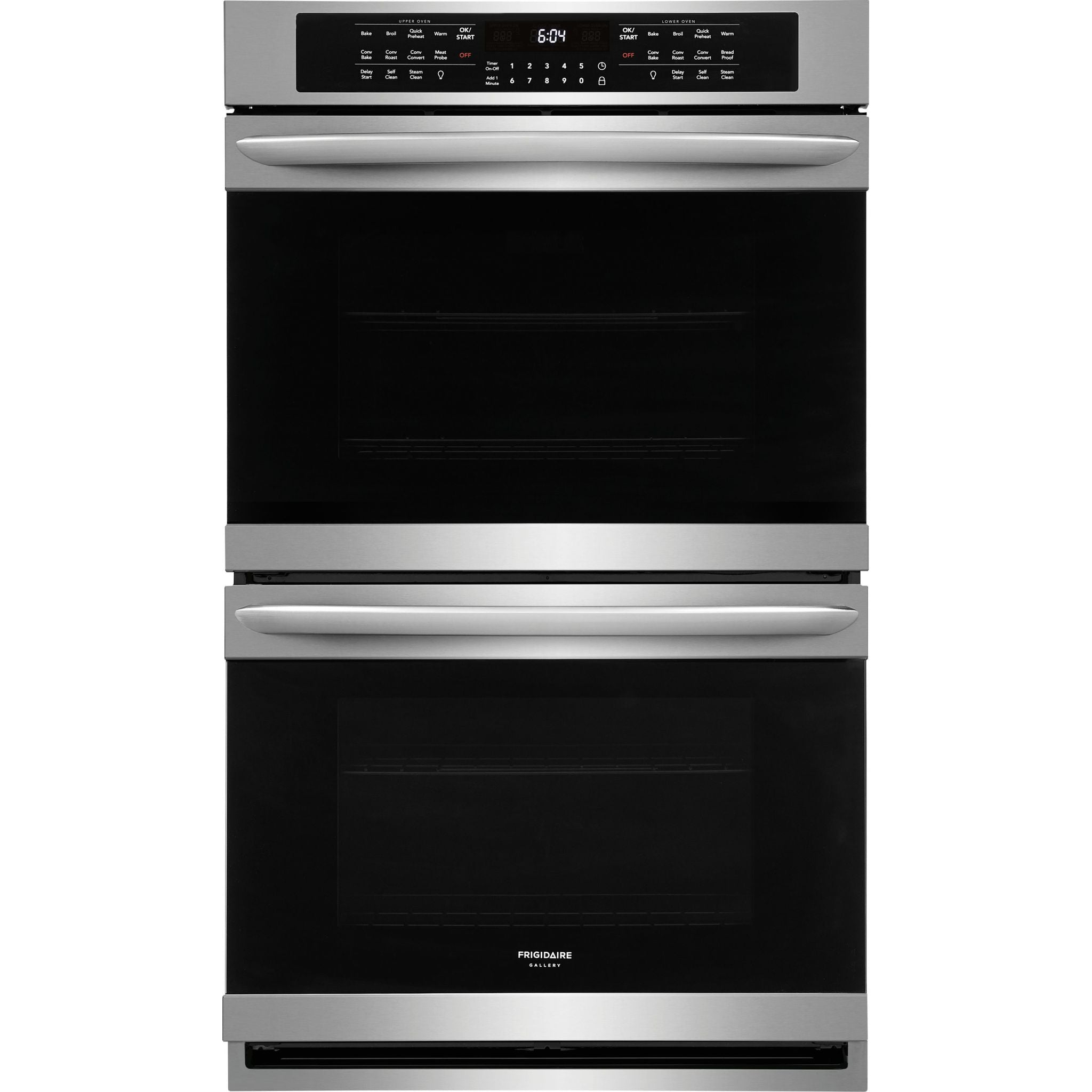 Frigidaire Gallery 30 Double Wall Oven - Stainless Steel