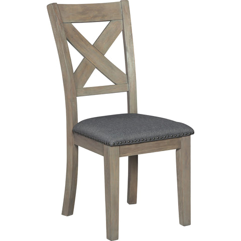 Bennox  Side Chair - Gray
