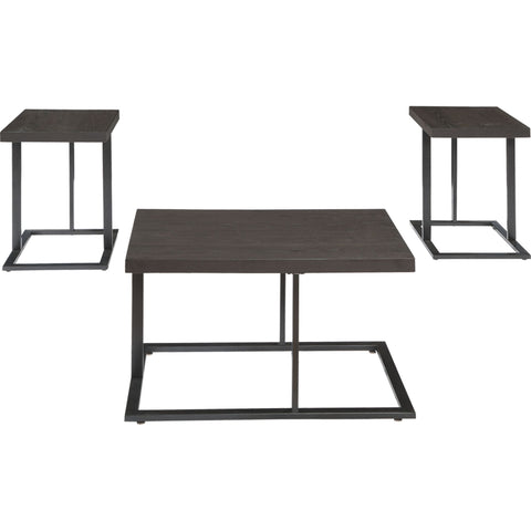 Airdon 3 Pack Tables - Bronze
