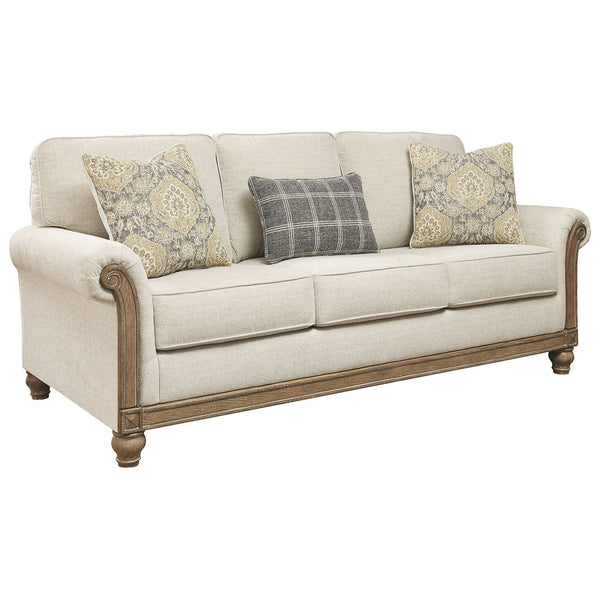 Stoneleigh Sofa - Alabaster
