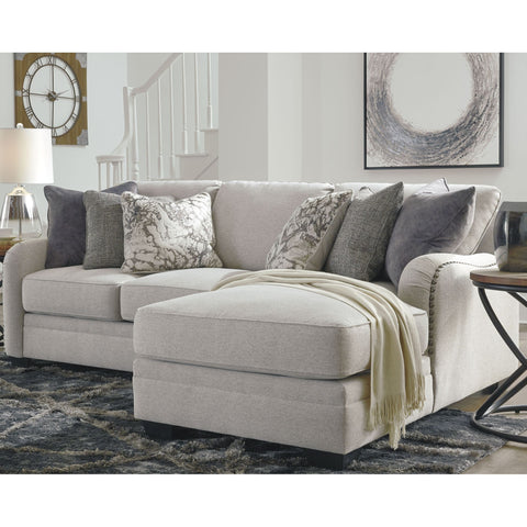 Ainsley 2 Piece Sectional - Chalk