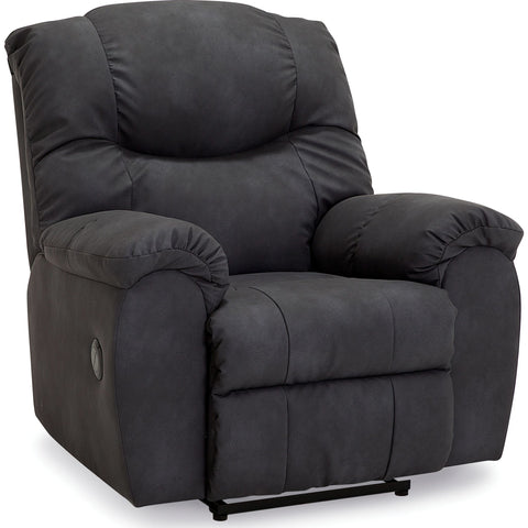 Whitehorse Rocker Recliner - Charcoal